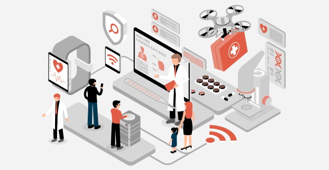 Digital Technologies Are Changing The HealthCare Sector