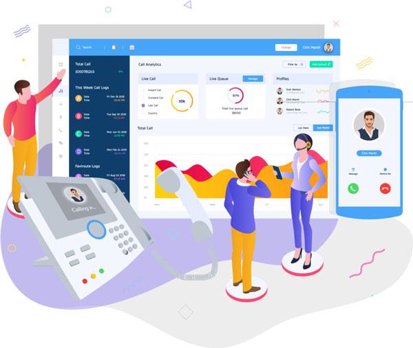 Cloud-Based Medical Phone System