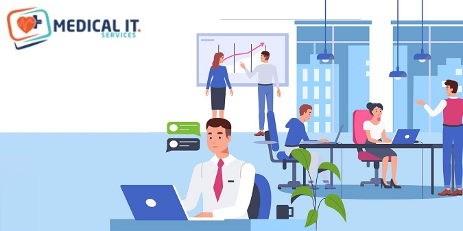 Outsourcing IT Company For Medical Practice